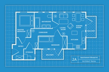 Rooms the very hungry for House blueprint images